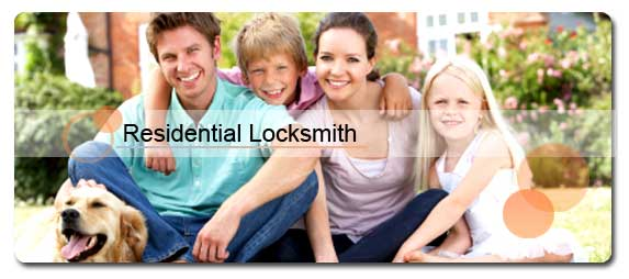 Residential Locksmith 24 Hour Locksmith
